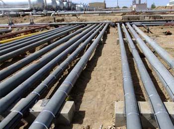 油田联合站室外管线复合涂料保温