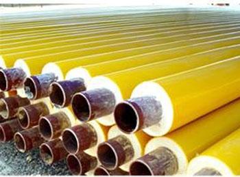 聚氨酯发泡保温管玻璃钢工艺